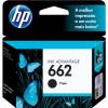 CARTUCHO 662 PRETO ORIGINAL HP 2ML