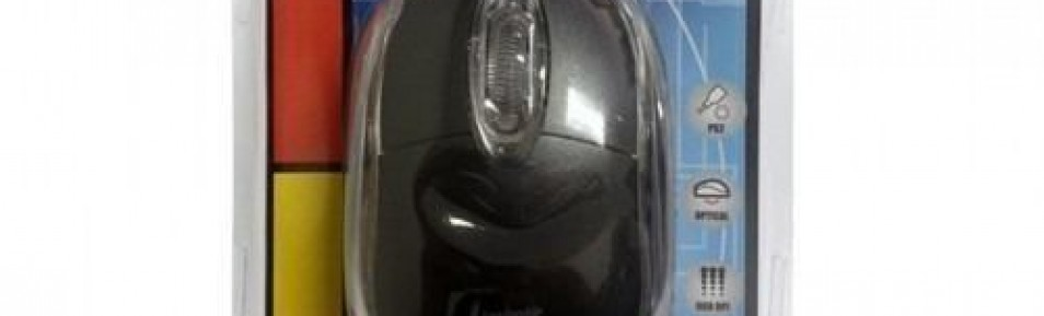 MOUSE BLACK OPS PS/2