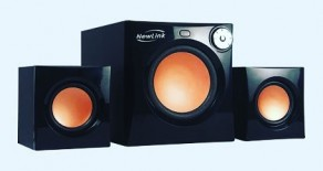Subwoofer 2.1 Style New Link