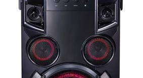 Mini System LG, 500W RMS, Multi Bluetooth